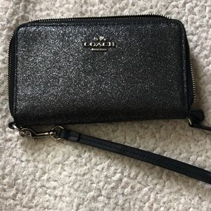 COACH $175 wallet with Tag